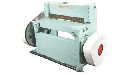 Under Crane Shearing Machine