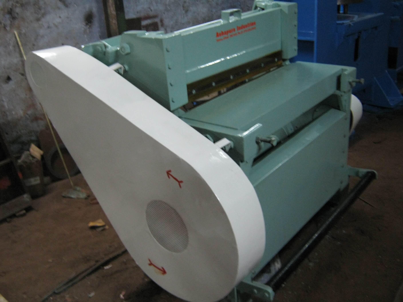 Under Crane Shearing Machine